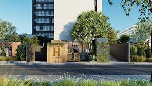 Um novo jeito de  morar Rua Dona Francisca JOINVILLE -