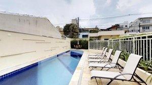 Apartamento na Vila Sônia Rua Doutor Sílvio Dante Bertacchi São Paulo