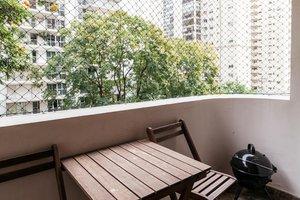 Apartamento em Moema Avenida Jurucê São Paulo