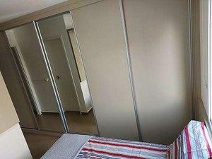 Apartamento com 72 m², com 2 quartos, lindamente mobiliado com móveis planejados. Rua Professor Aprígio Gonzaga São Paulo