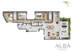 JARDIM OCEÂNICO - ALBA APARTAMENTOS BOUTIQUE - Apartamentos de 3 e 4 quartos, a partir ... Rua de Paranhos Antunes RIO DE JANEIRO