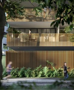 JARDIM OCEÂNICO - OCEÂNICO RESIDENCIAL PRAIA - de 2 a 4 quartos com suítes e lavabo (91... Avenida Monsenhor Ascaneo RIO DE JANEIRO