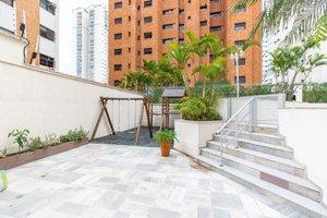 Apartamento na Vila Nova Conceição Rua Jerusalém São Paulo