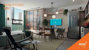 CENTRO - STUDIOS SEND COOLIVING - studios de 32 a 43 m² no centro do Rio de Janeiro - a... Rua Senador Dantas RIO DE JANEIRO