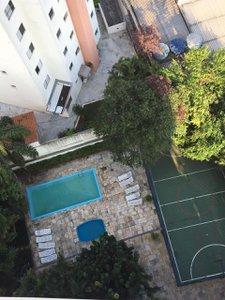 Apartamento com 70 m² com 2 dormitórios e uma vaga de garagem Rua Barão de Vallim São Paulo