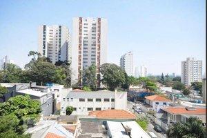 Apartamento com 65 m², com dois quartos e uma vaga de garagem. Rua Antônio das Chagas São Paulo