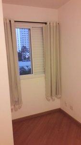 Apartamento com 52 m², com 2 quartos e 1 vaga de garagem Rua Manoel Antônio Pinto São Paulo -