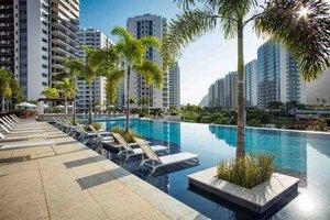 RECREIO DOS BANDEIRANTES - ILHA PURA SAINT MICHEL - apartamentos de 3 e 4 quartos de 13... Avenida Salvador Allende 3200 RIO DE JANEIRO
