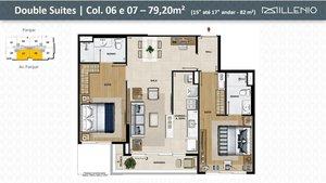 RECREIO DOS BANDEIRANTES - ILHA PURA MILLENIO - apartamentos de 2 quartos (2 SUÍTES) de... Avenida Salvador Allende 3200 RIO DE JANEIRO -