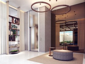 RECREIO DOS BANDEIRANTES - OCEANA WATERFRONT RESIDENCE - apartamentos de 3 quartos e co... Avenida Lúcio Costa RIO DE JANEIRO