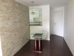 Apartamento com 70 m², 3 quartos 1 suite - Morumbi Rua Doutor Laerte Setúbal São Paulo