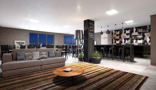 Apartamento Urb Park 1 suíte 81m² Santana Porto Alegre -