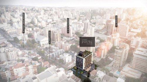 Garden PULSE 1 dormitório 50m² Auxiliadora Porto Alegre -