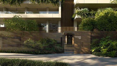 Apartamento Luciana 250 3 suítes 388m² Luciana de Abreu Porto Alegre -