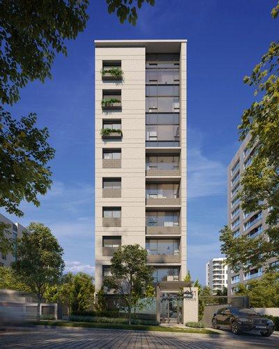 Apartamento Marquês Green Homes 1 suíte 77m² Marquês do Pombal Porto Alegre -