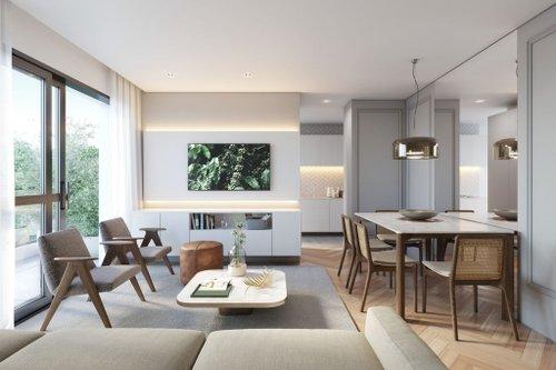 Apartamento Marquês Green Homes 3 suítes 124m² Marquês do Pombal Porto Alegre -