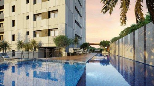 Garden Almirante Green Residences 3 suítes 340m² Almirante Abreu Porto Alegre -