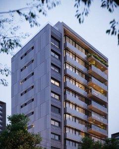 Apartamento Almirante Green Residences 3 suítes 269m² Almirante Abreu Porto Alegre -