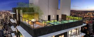 Garden Manhattan 3 suítes 242m² Santa Cecília Porto Alegre -