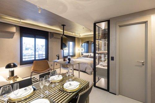 Loft NY205 Apto 9045 1 dormitório 43m² Nova York Porto Alegre -