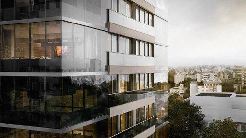 Apartamento Paço Santo Inácio 1 suíte 134m² Santo Inácio Porto Alegre -