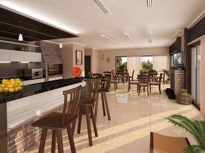 Casa em Condomínio Port Salerno 3 suítes 294m² General Rondon Porto Alegre -