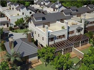 Casa em Condomínio Port Salerno 3 suítes 343m² General Rondon Porto Alegre -