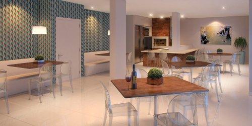 Apartamento Di Bento 1 suíte 43m² José do Patricínio Porto Alegre -