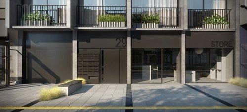 Studio Beat 1 dormitório 31m² Venâncio Aires Porto Alegre -