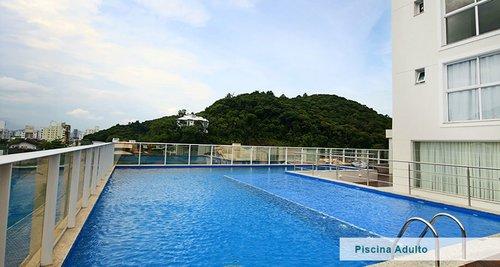 Apartamento Ecoville Residence 3 suítes 70m² Aristides Estevão da Silva Itajaí -
