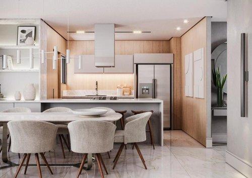 Apartamento Mainz Gutemberg 1 suíte 129m² Gutemberg Curitiba -