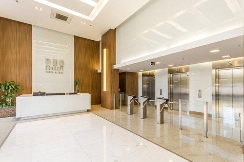 Sala 36m² Loureiro da Silva Porto Alegre -