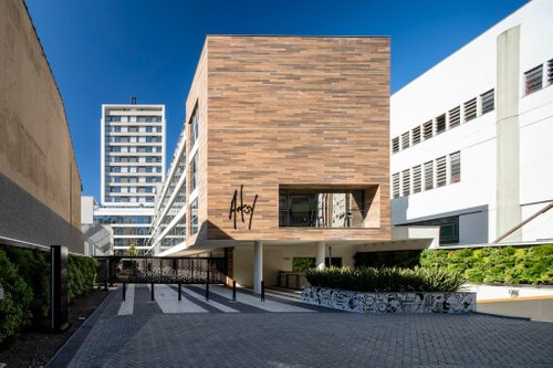 Sala Artsy Studios Work 53m² General Lima e Silva Porto Alegre -