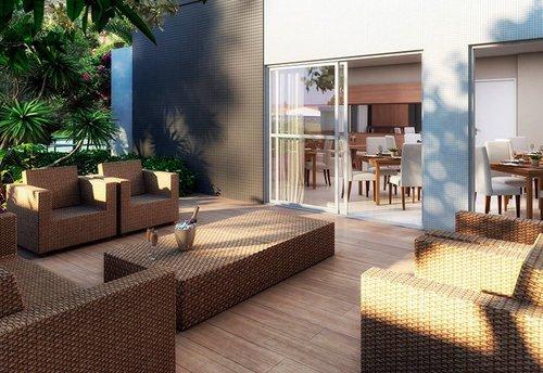Apartamento Munich 1 suíte 86m² Dona Leopoldina Porto Alegre -