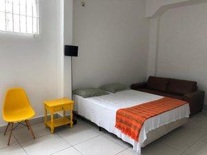 Apartamento com 50 m² - Mobiliado - Mirandópolis Rua Luís Góis São Paulo -