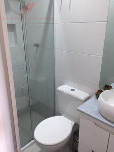 Apartamento com 25 m² - Mobiliado - Mirandópolis Rua Luís Góis São Paulo