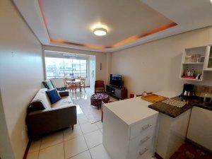 Apartamento c/ 01 dormitório e sacada de frente Rua Guaraci CAPAO DA CANOA