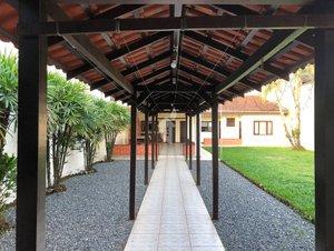 Para curtir o jardim Rua Pavão JOINVILLE