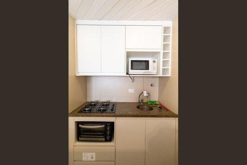 Apartamento Studio em região nobre com 1 quarto e uma vaga Alameda Jaú São Paulo -