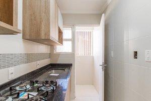 Apartamento com 40 m², 1 dormitório Alameda dos Arapanés 309 São Paulo -