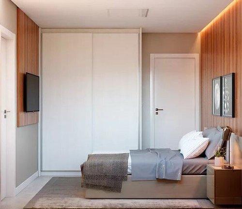 Duplex Gaivotas Residence 2 suítes 79m² Brisamar Florianópolis -