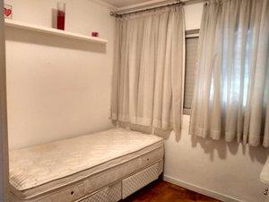 Apartamento com 83 m², com 2 dorm. suite no Brooklin Rua Bartolomeu Feio São Paulo