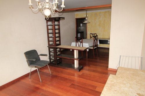 Apartamento com 110 m², com 3 dorm. e 1 suite - Moema Avenida Jandira São Paulo -