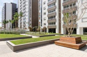 3 dormitórios no Grand Park Eucaliptos Rua Dona Augusta Porto Alegre