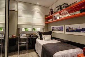 2 dormitórios com suíte no Icon Avenida Assis Brasil Porto Alegre