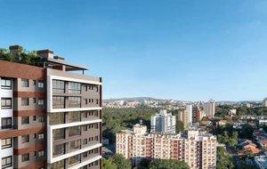 3 suítes no High Garden Rua Anita Garibaldi Porto Alegre