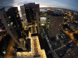 Loft com vista para Porto Alegre Avenida Borges de Medeiros Porto Alegre