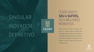 CEDRO HORTO AV. SANTA LUZIA Salvador -