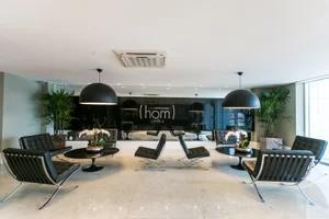 Sala no 11° andar do Hom Lindóia Av. Assis Brasil Porto Alegre