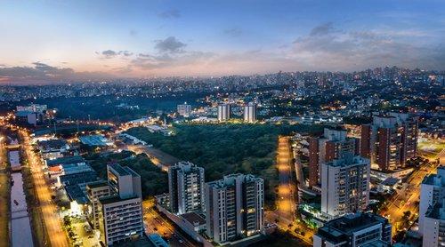 Supreme Altos do Central Parque Rua Cristiano Fisher Porto Alegre -